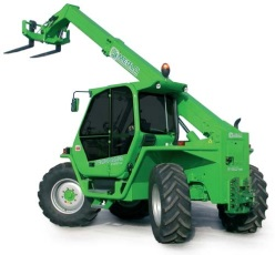 Merlo Panoramic Turbofarmer